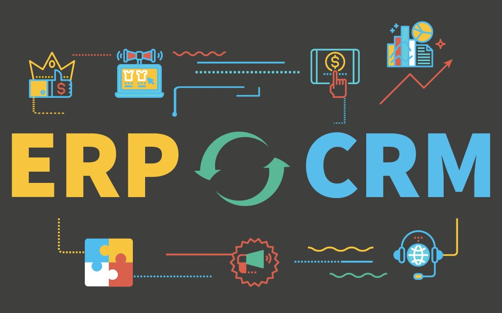 6 Major Benefits of CRM & ERP Integration